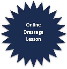 Online Dressage Lesson